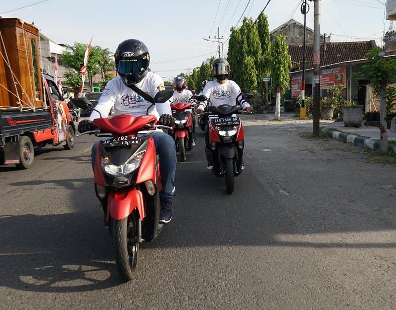Yamaha Gear 125 City Touring Madiun