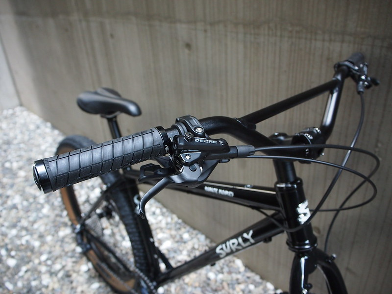 SURLY Karate Monkey Deore MX Front