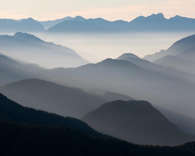 Layered Peaks