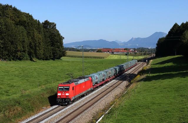 185 396, Straß, EZ 50866 Freilassing-Rosenheim