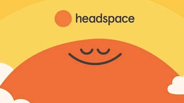Headspace app.