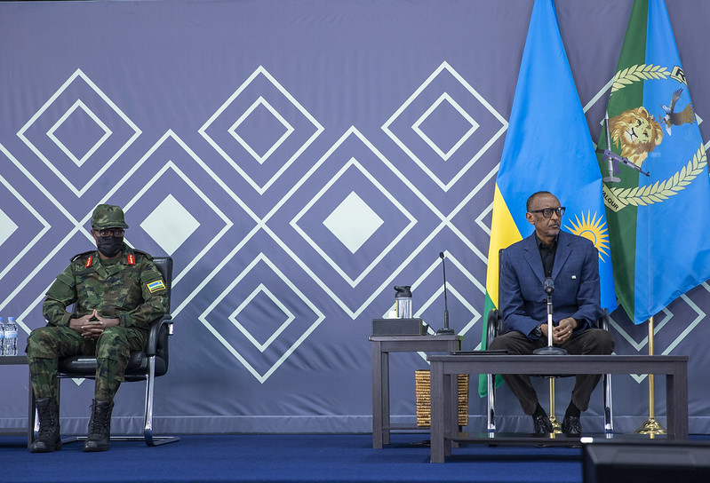 RDF Command Council   Kigali, 9 September 2021