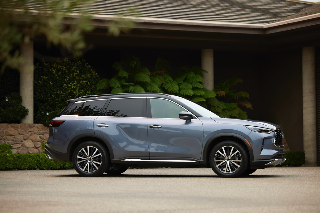 Experience Napa Valley in the 2022 INFINITI QX60 AUTOGRAPH