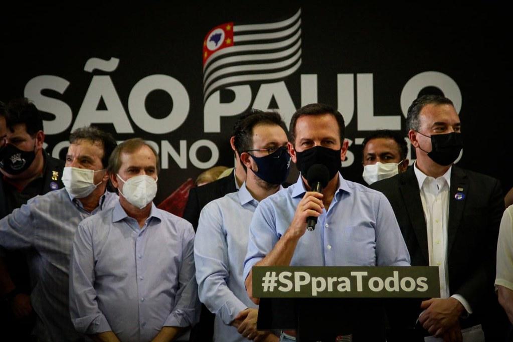 """Anúncio de Implantação do """"Bom Prato"""", entregas de vouchers dos programas """"Vale Gás"""" e """"Alimento Solidário"""" em Sumaré"""