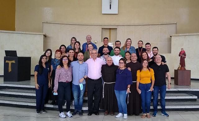 Comitiva de la Seccional Medellín visita las sedes en Armenia e Ibagué