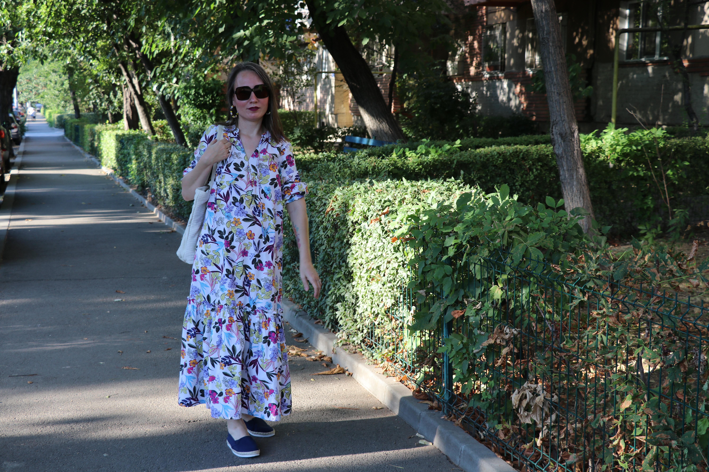 rochii de zi maxi