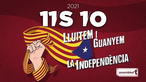 11S Lluitem i guanyem la independència