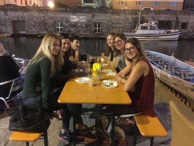 Aperitivo a Livorno - 14 settembre 2018