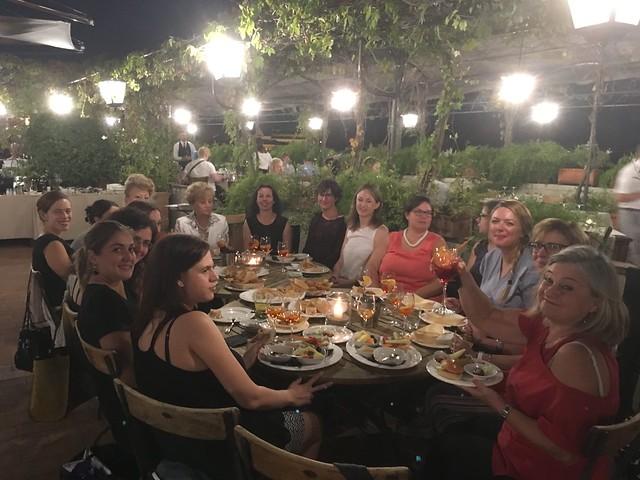Aperitivo a Firenze - 21 settembre 2018