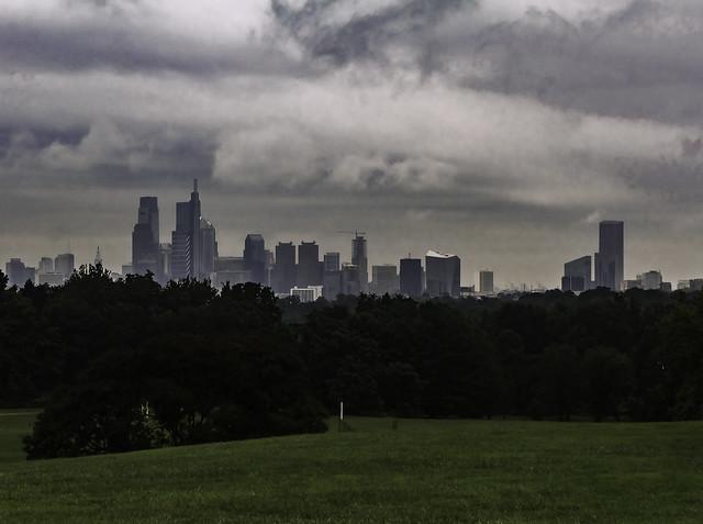 Skyline in Philadelphia