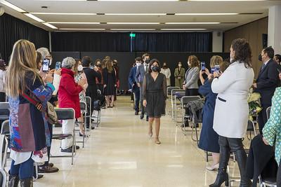Graduación diplomado en Desarrollo de Habilidades Sociales y Vocacionales generación 2020 y 2021