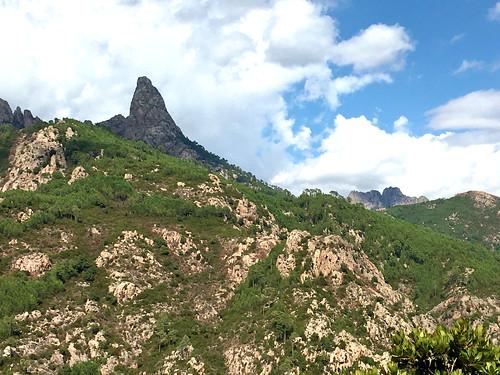 Chemin RD du Finicione : vers Livisani, Punta Bunifazinca