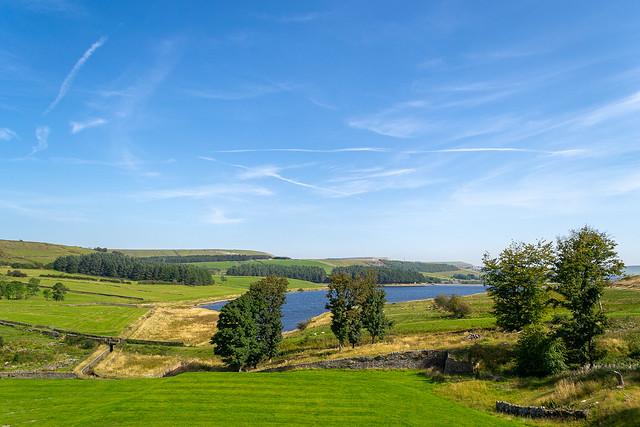 Ogden Reservoir , Haslingden , Lancashire - Sept. 2021 -   Sep 9, Explore #159