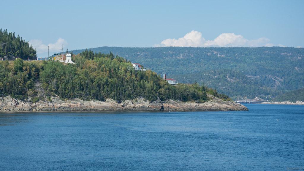 Centre d'interprétation et d'observation de Pointe-Noire, PQ, Canada - 07142