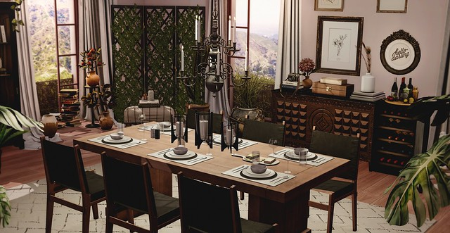 The Ivan Dining Collection
