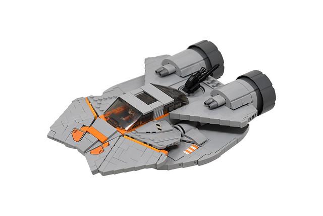 Star Wars T-49 Snowspeeder
