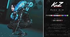 Robo Arm @ Tokyo Zero Event **10th