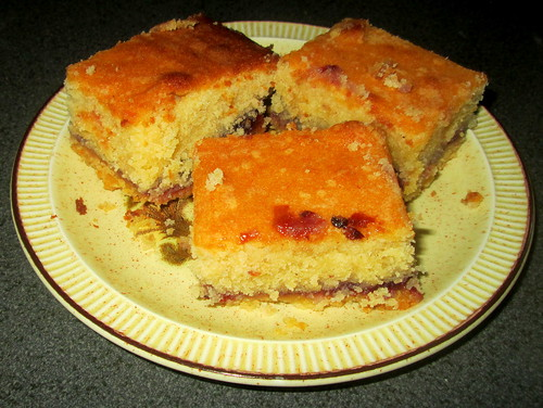 Bakewell Pudding Sliced