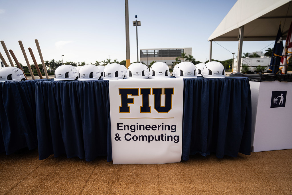 Groundbreaking for new engineering building at MMC