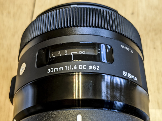 SIGMA sd Quattro - Unboxing for blog post