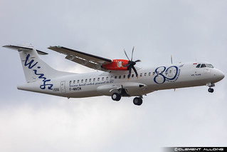 Wings Air ATR 72-600 (72-212A) cn 1556 F-WWEM // PK-WJQ