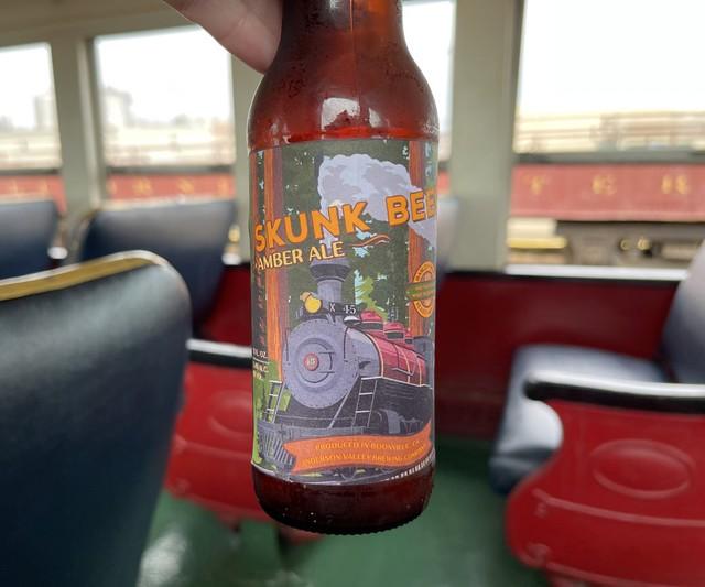 Skunk Beer Amber Ale