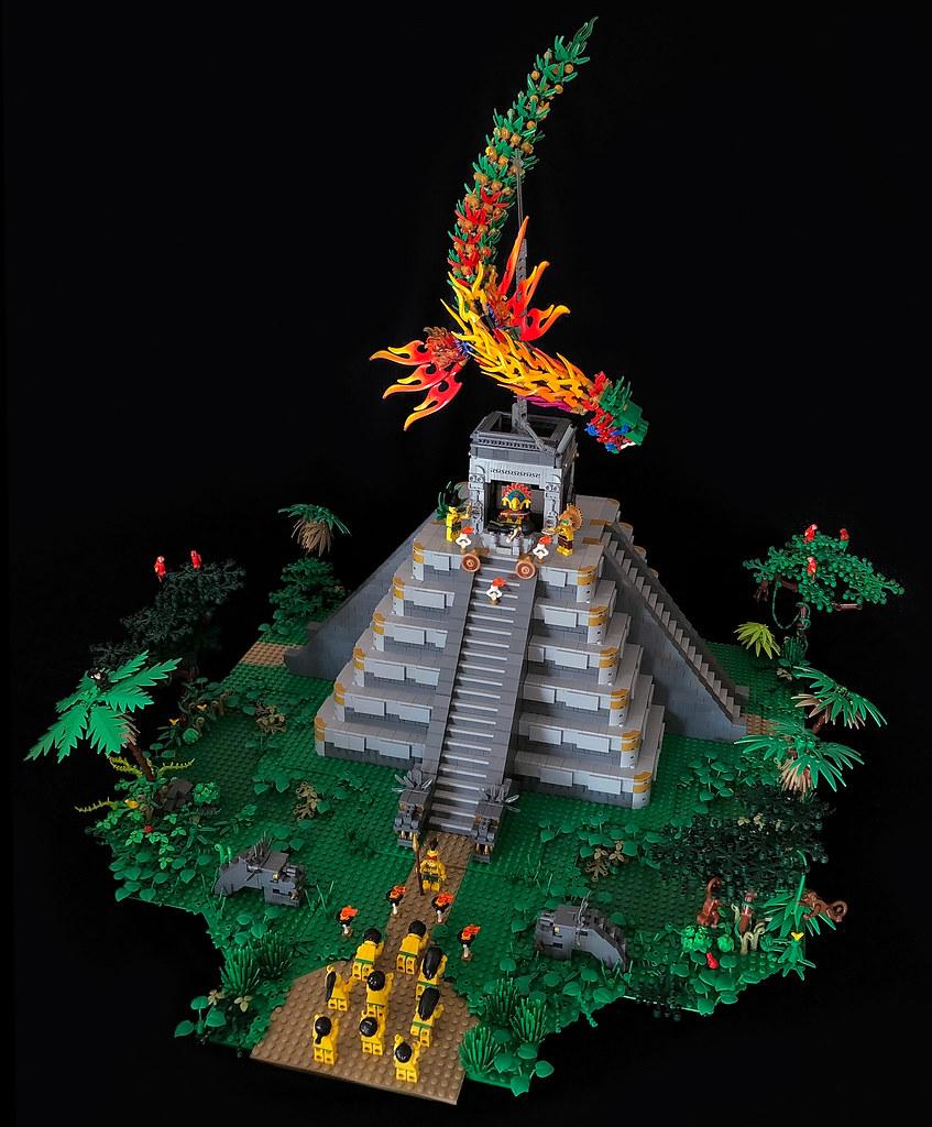 Sacrifice to Quetzalcoatl
