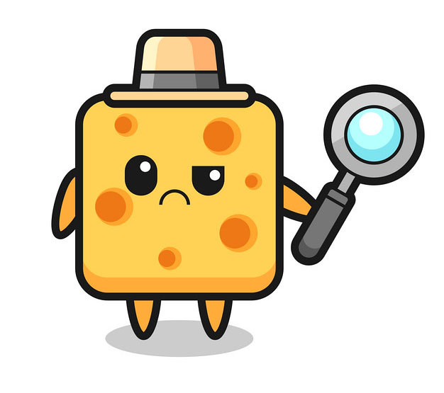 Cheese Detective