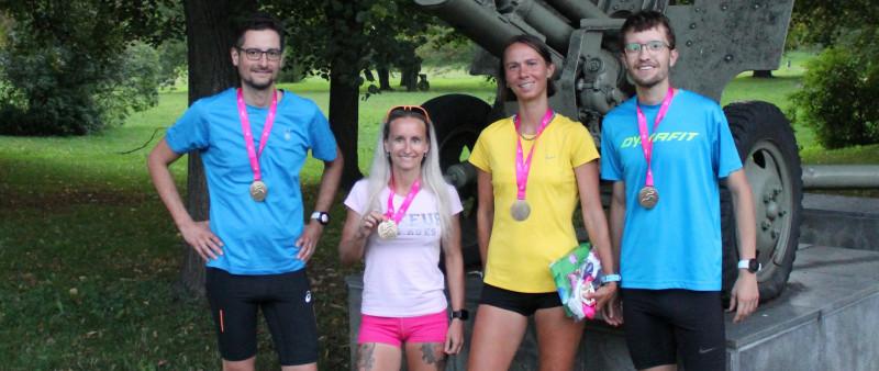 T-Mobile olympijský běh v Komeňáku patřil loňským vítězům