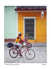 Trinidad, Cuba avril 2013