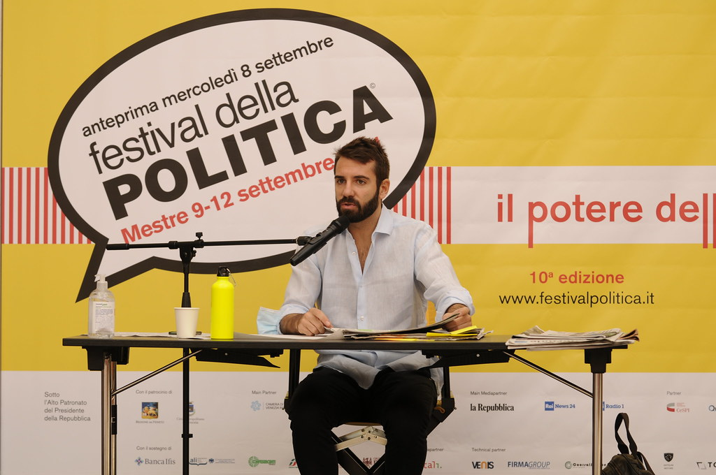 Festival della Politica 2021 - Venerdì 10 settembre, Seconda Giornata