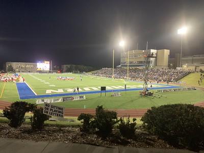 Thursday Night Home Washburn Football Game