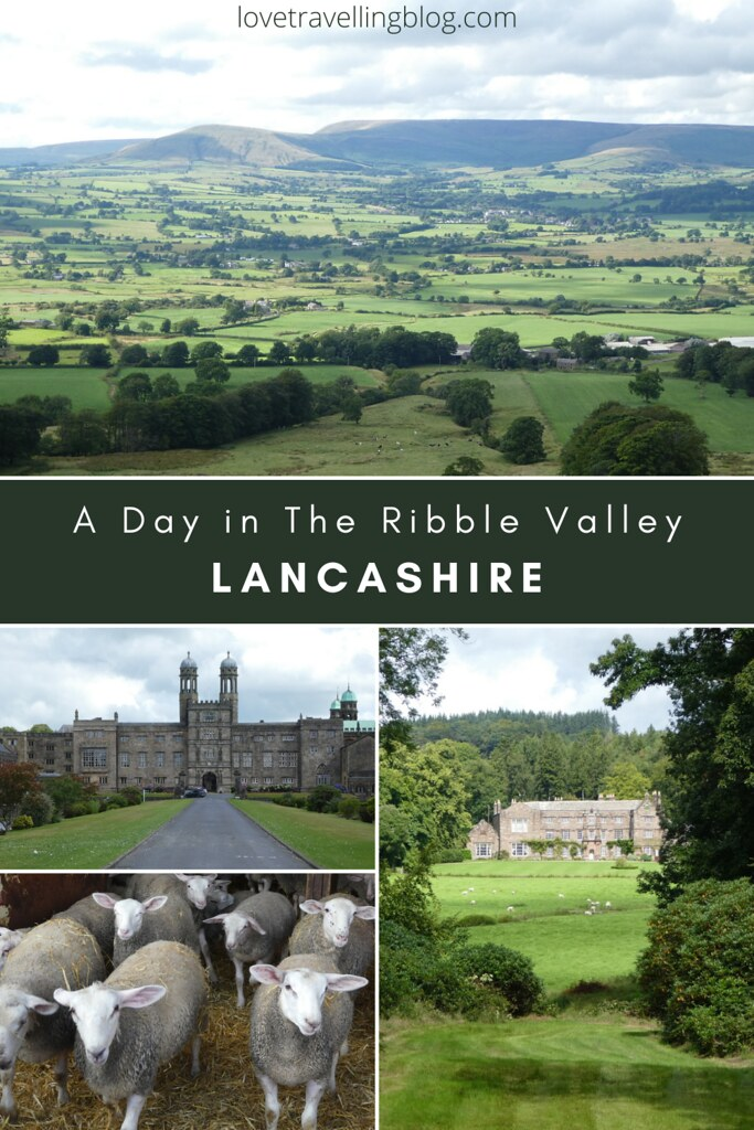 A Day in The Ribble Valley, Lancashire