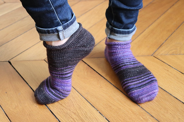 Keep it short socks