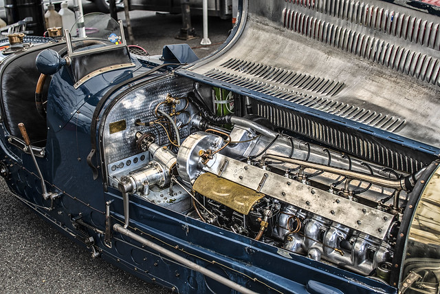 Engineering--Bugatti