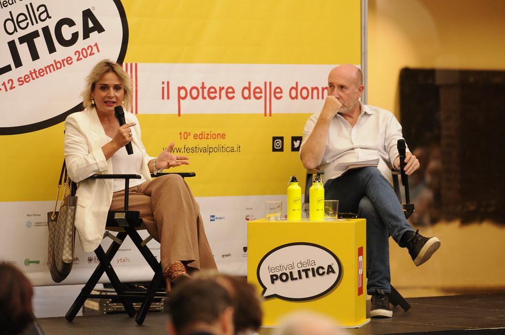 Festival della Politica 2021 - Giovedì 9 settembre, Prima Giornata