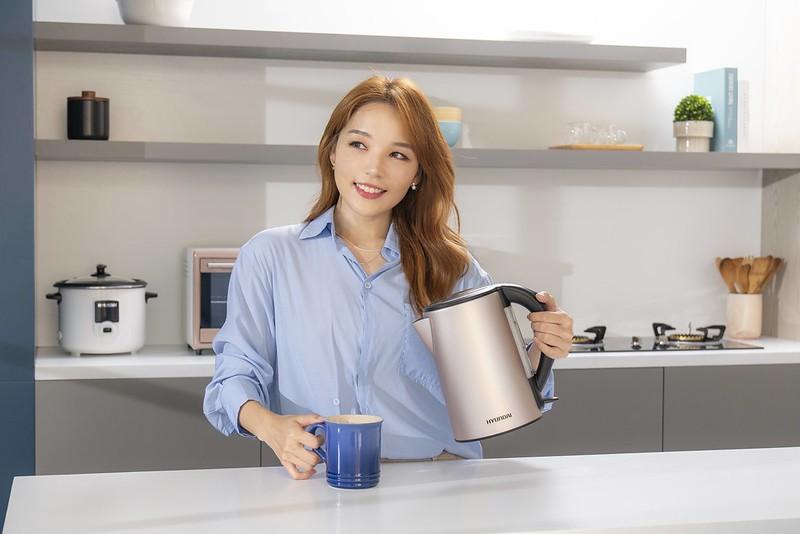 Dasuri Choi X Hyundai Home Appliances 4