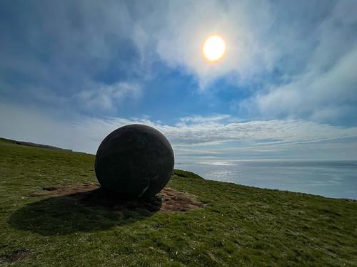 Arctic Circle Monument