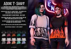 AsteroidBox. Addie T-Shirt - FLF Exclusive Retexture