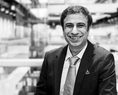 Jitender Khurana is the Country Head & Managing Director for Singapore and Emerging Markets at Signify. Photo: Signify.