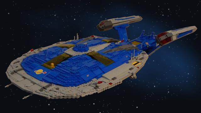 LL- 1707 Enterprise E