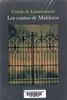 Conde de Lautreamont, Los cantos de Maldoror