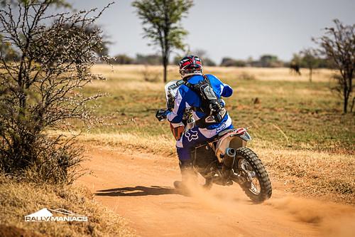 Kalahari Rally 2021 Stage 6