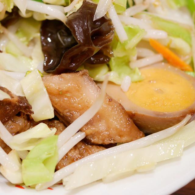 阿里城 台湾風豚肉のかけご飯 滷肉飯 魯肉飯