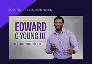 NATIONAL HAZING PREVENTION WEEK