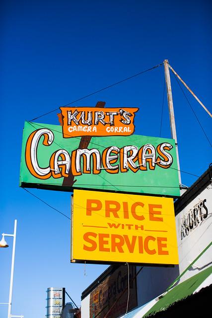 Kurt's Camera Corral