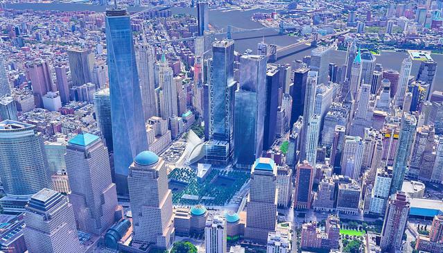 New York WTC 2021