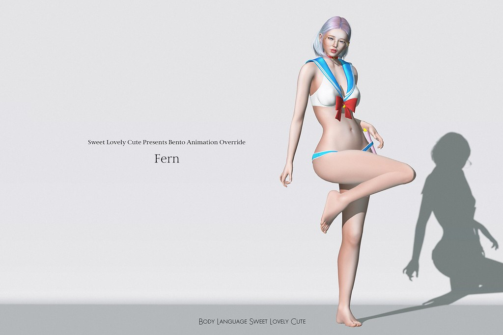Sweet Lovely Cute - Fern AO @ equal10