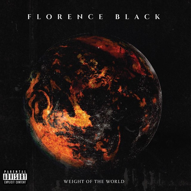 Album Review: Mastiff - Florence Black - Weight Of The World