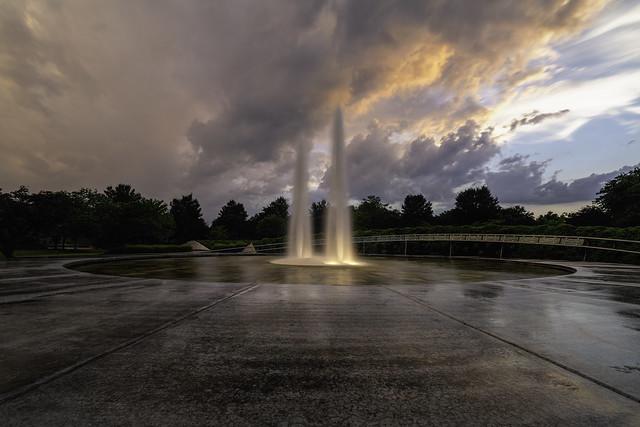 Garden of Reflection 9/11 Memorial